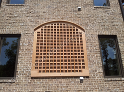 Window Grilles --