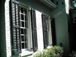 Shutters -- Louvered Shutters