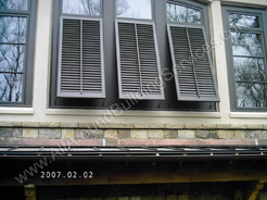 Shutters -- Privacy Shutters