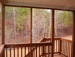 Porches -- Screened Porch